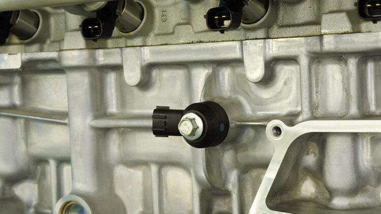 knock sensor repair